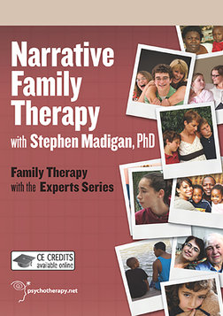 Narrative Family Therapy - With Stephen Madigan