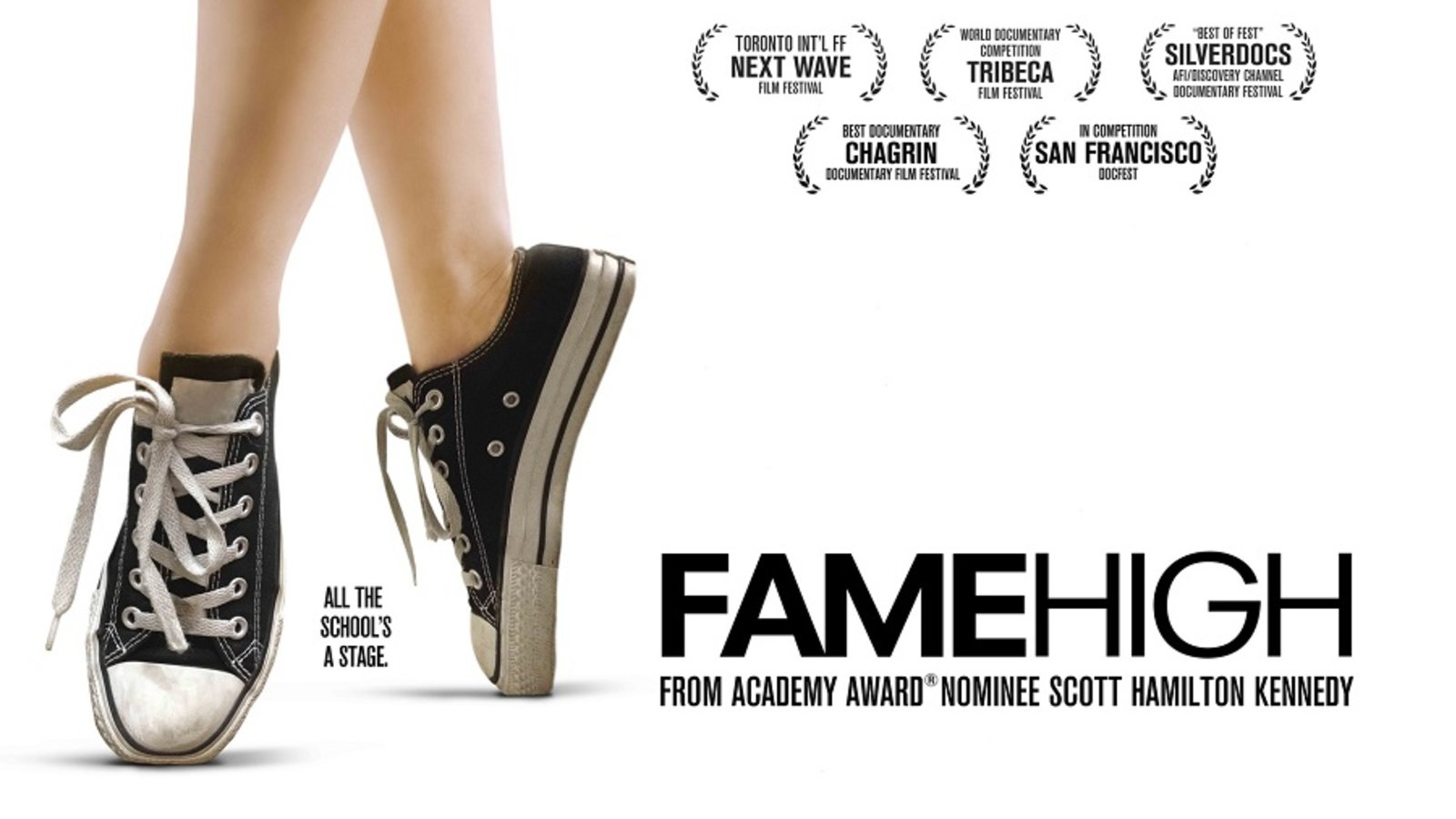 Fame High - The Talented Students at the Los Angeles County High School for the Arts